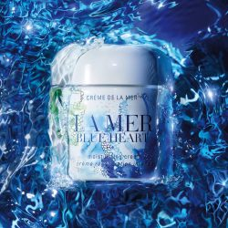 CREME DE LA MER BLUE HEART LIMITED EDITION 100ML 2018
