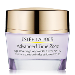 ESTEE LAUDER ADVANCED TIME ZONE AGE REVERSING LINE/WRINKLE CREME BROAD SPECTRUM (SPF15) 50ML