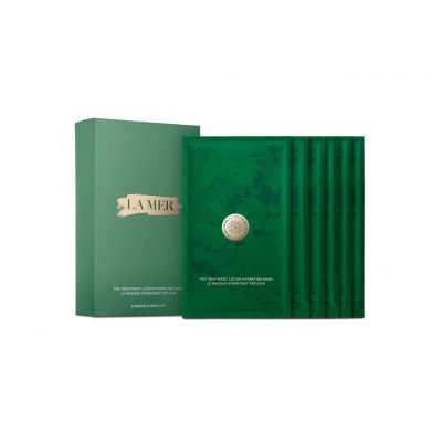 LA MER THE TREATMENT LOTION HYDRATING MASK 6 PIECES