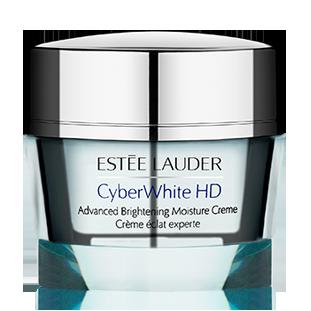 ESTEE LAUDER CYBERWHITE HD ADVANCED BRIGHTENING MOISTURE CREME 50ML