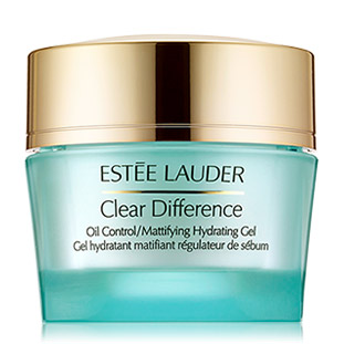 ESTEE LAUDER CLEAR DIFFERENCE OIL CONTROL MATTIFYING HYDRATING GEL 50ML