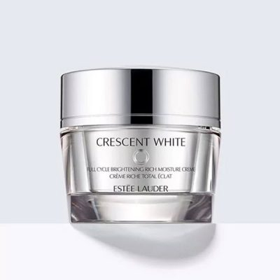 ESTEE LAUDER CRESCENT WHITE FULL CYCLE BRIGHTENING RICH MOISTURE CREME 50ML