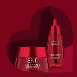 SK-II R.N.A. POWER RADICAL ESSENCE 50ML & NEW AGE 80G
