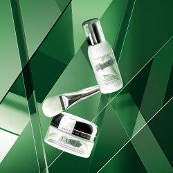 LA MER THE BRILLIANCE WHITE MASK SET