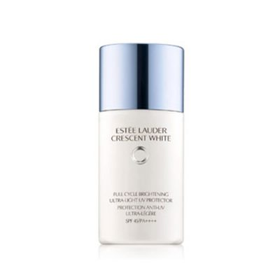 ESTEE LAUDER CRESCENT WHITE FULL CYCLE BRIGHTENING ULTRA-LIGHT UV PROTECTOR SPF 45/PA++++ 30ML