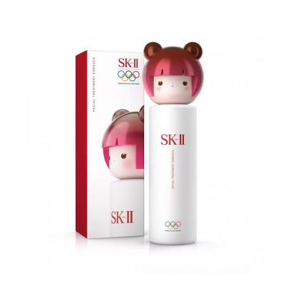 SK-II FACIAL TREATMENT ESSENCE 230ML OLYMPIC TOKYO GIRL PINK